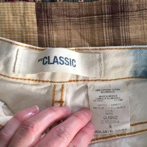 Shorts - 2 pair high rise shorts